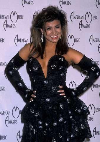 16th Annual American Music Awards - Press Room