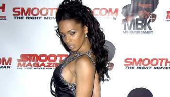 Melyssa Ford 2004 Calendar Launch Party