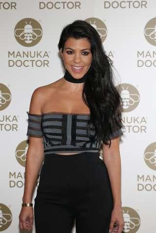 Kourtney Kardashian, Global Brand Ambassador For Manuka Doctor - Photocall