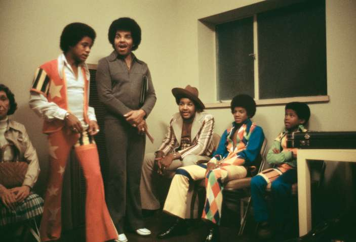 Jacksons Backstage