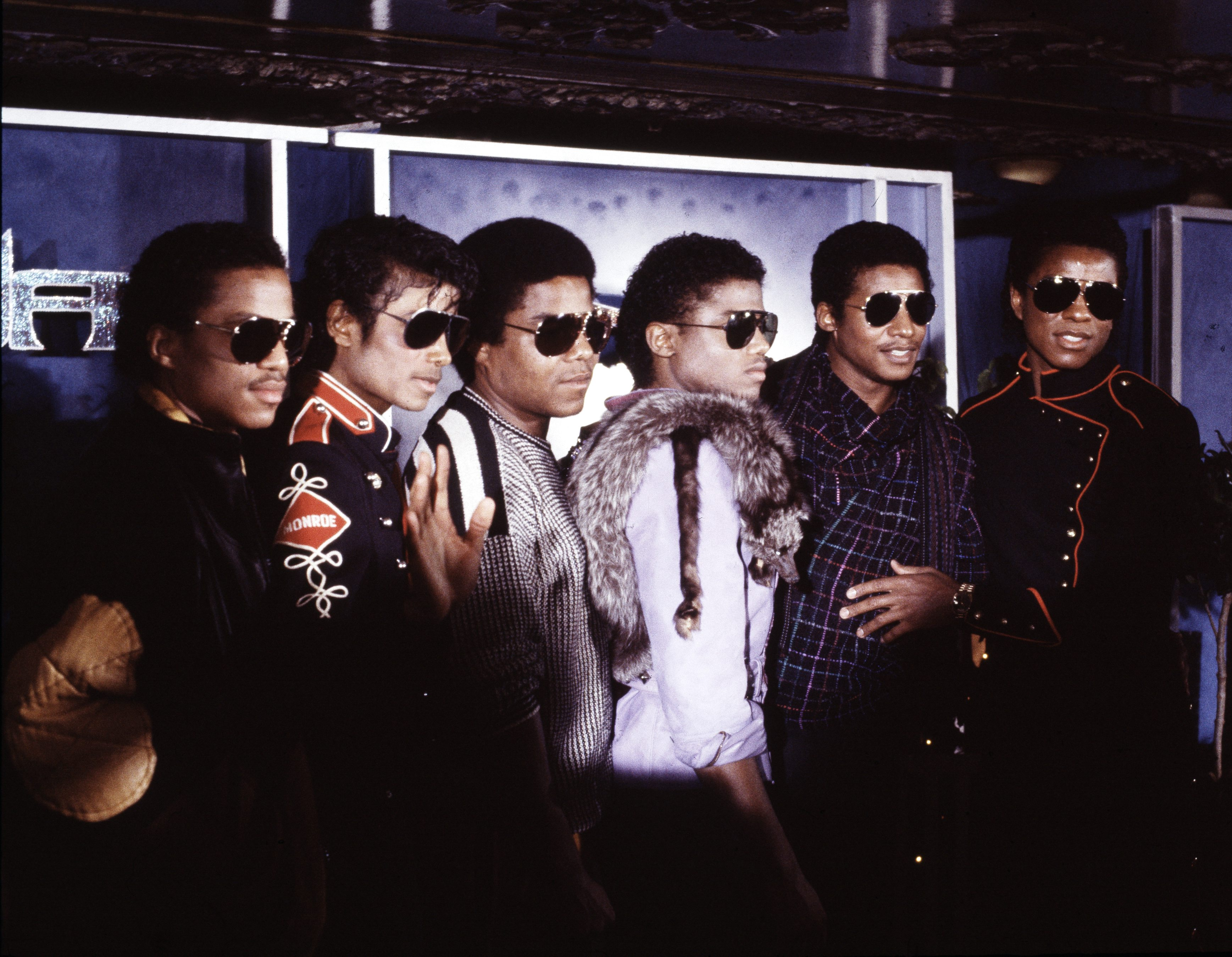 Jacksons Press Conference