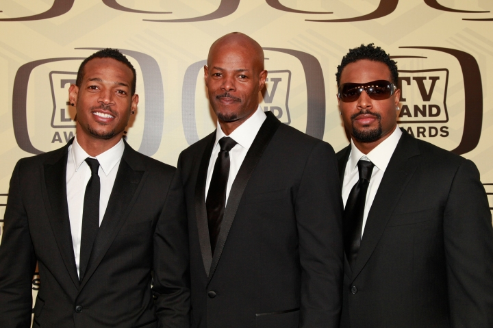 The Wayans Family