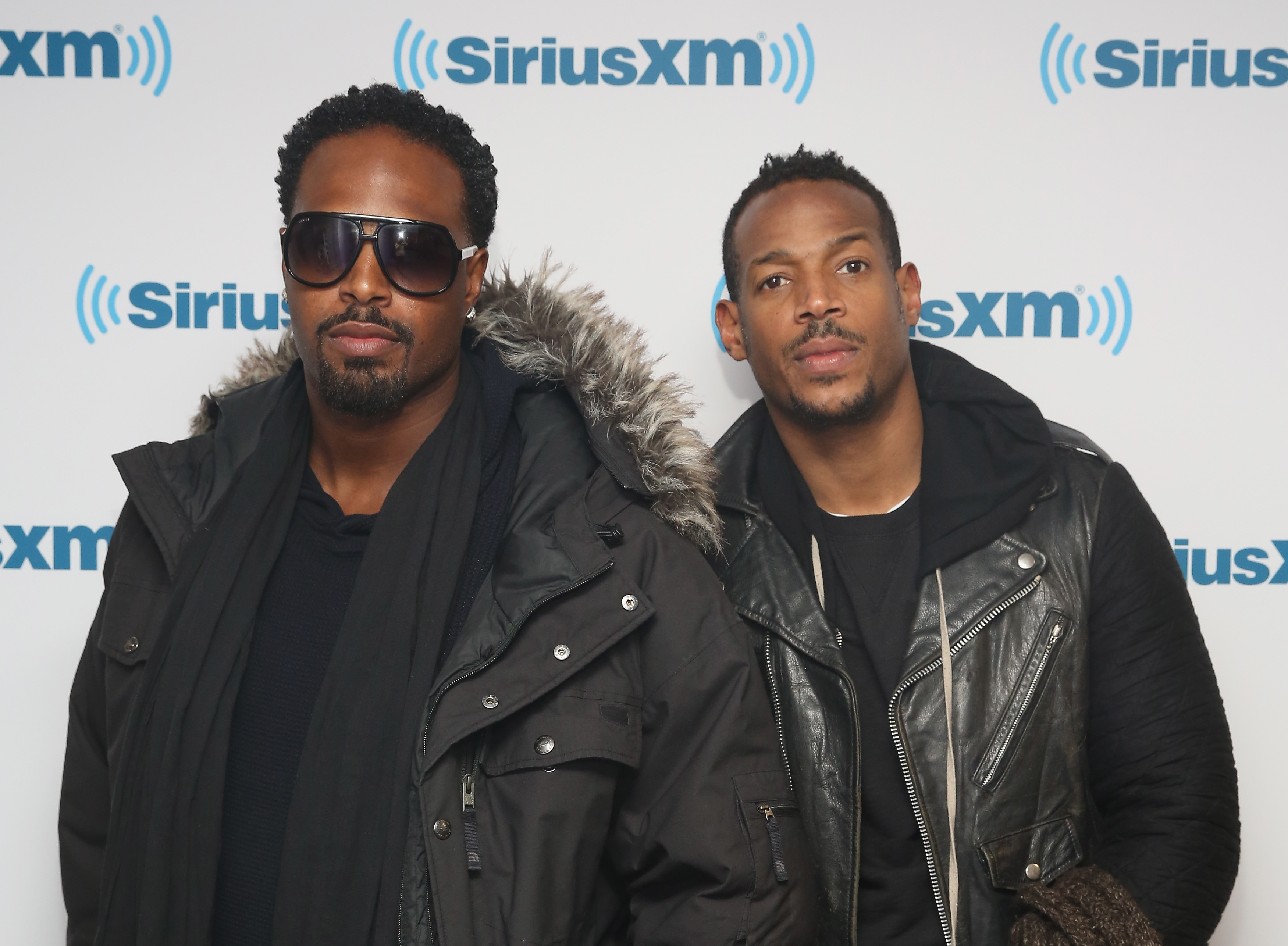Celebrities Visit SiriusXM Studios - January 16, 2015