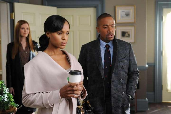 ABC's 'Scandal' - Season Two