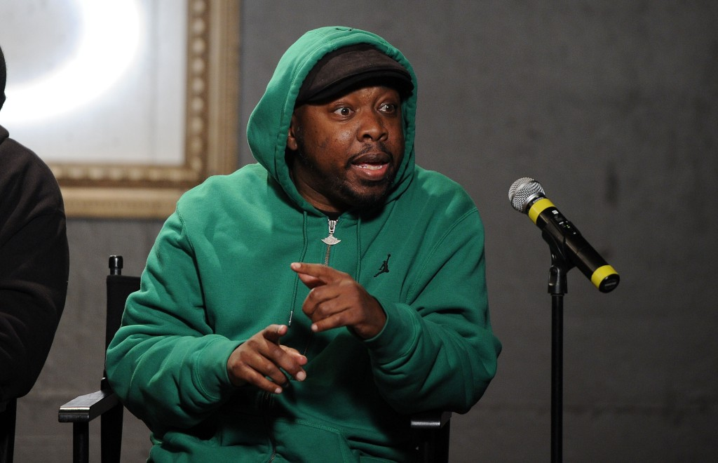 Bing Presents SPiN Decision Makers Panel With Hype Williams - 2011 Park City