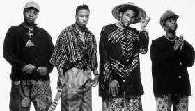 Tribe called quest mural