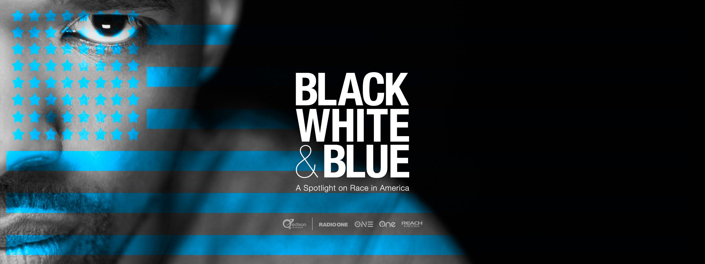 Black White Blue SuperFeature