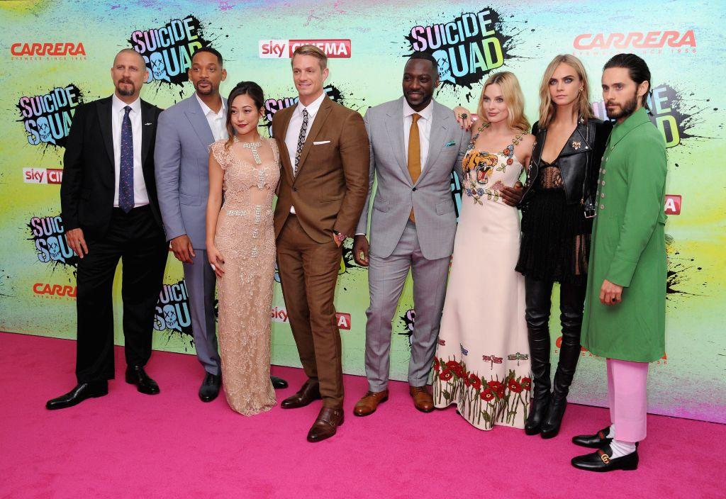 'Suicide Squad' - European Premiere - VIP Arrivals