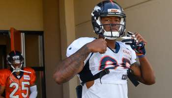 Denver Broncos training camp 2016 at Dove Valley