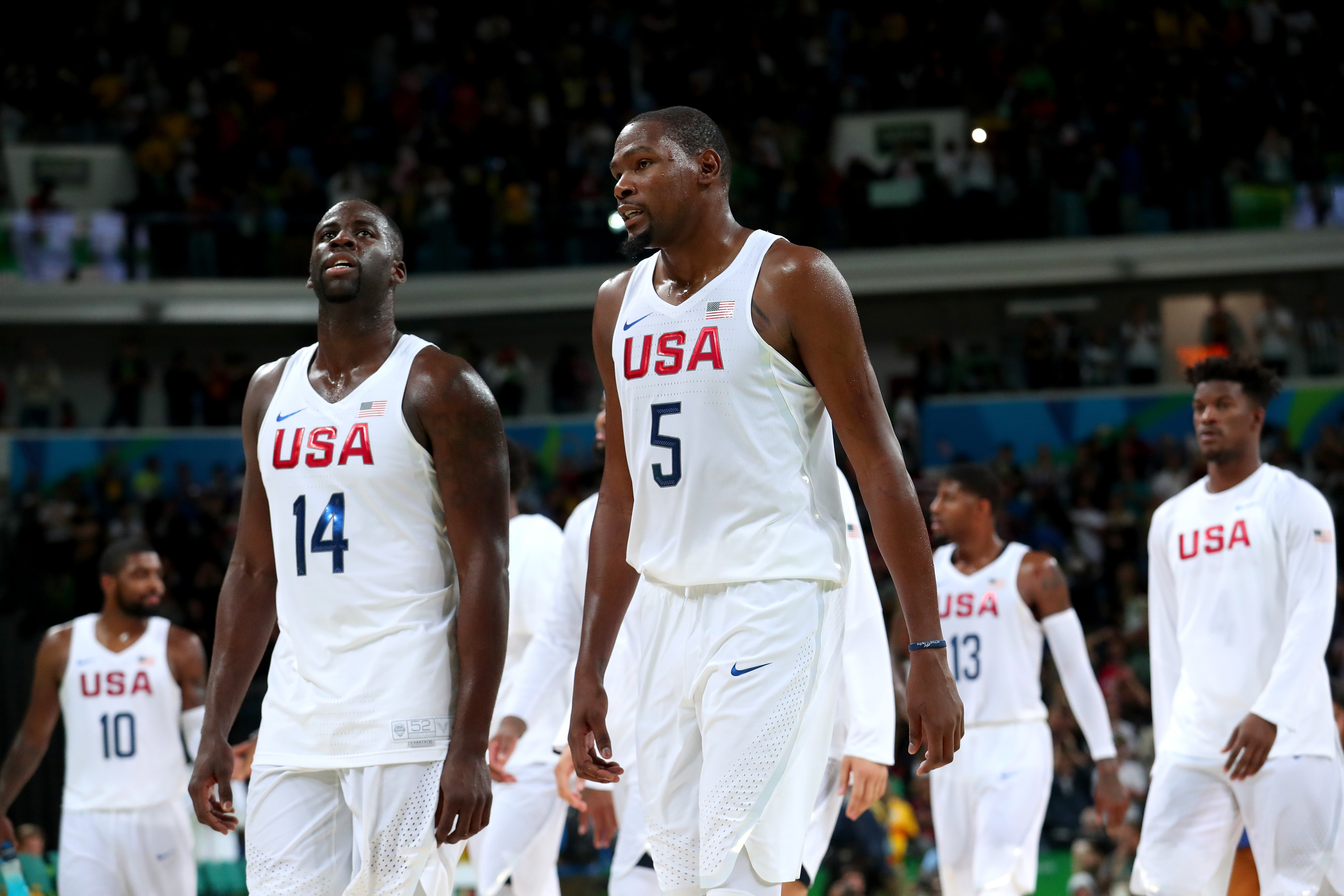Basketball - Olympics: Day 7