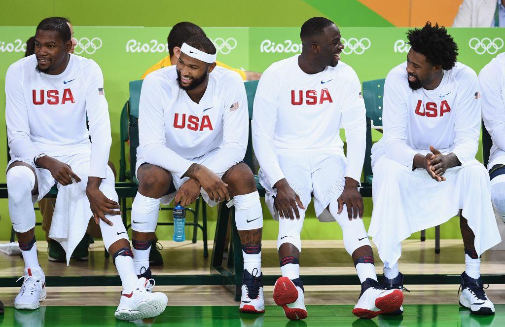 Basketball - Olympics: Day 3