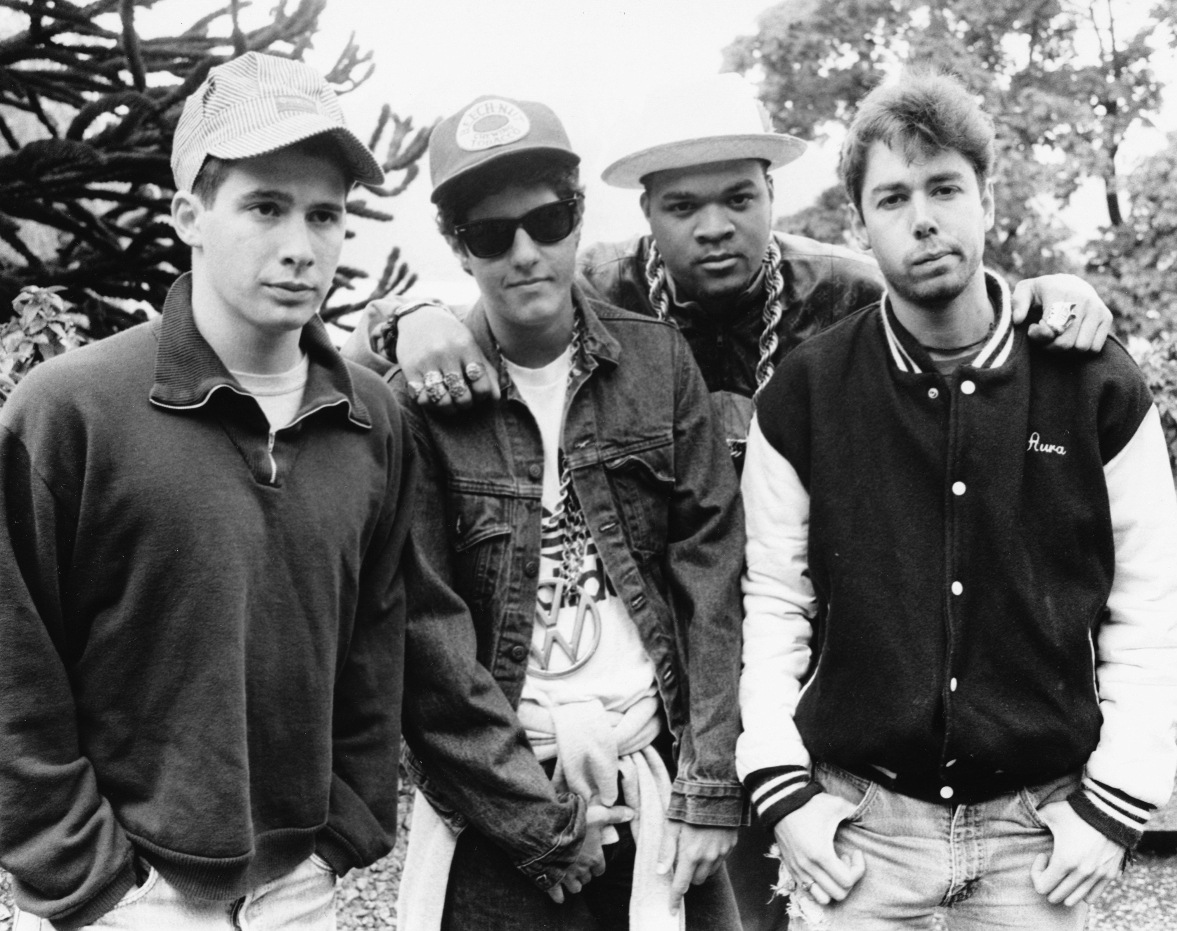 Beastie Boys And Mix Master Mike