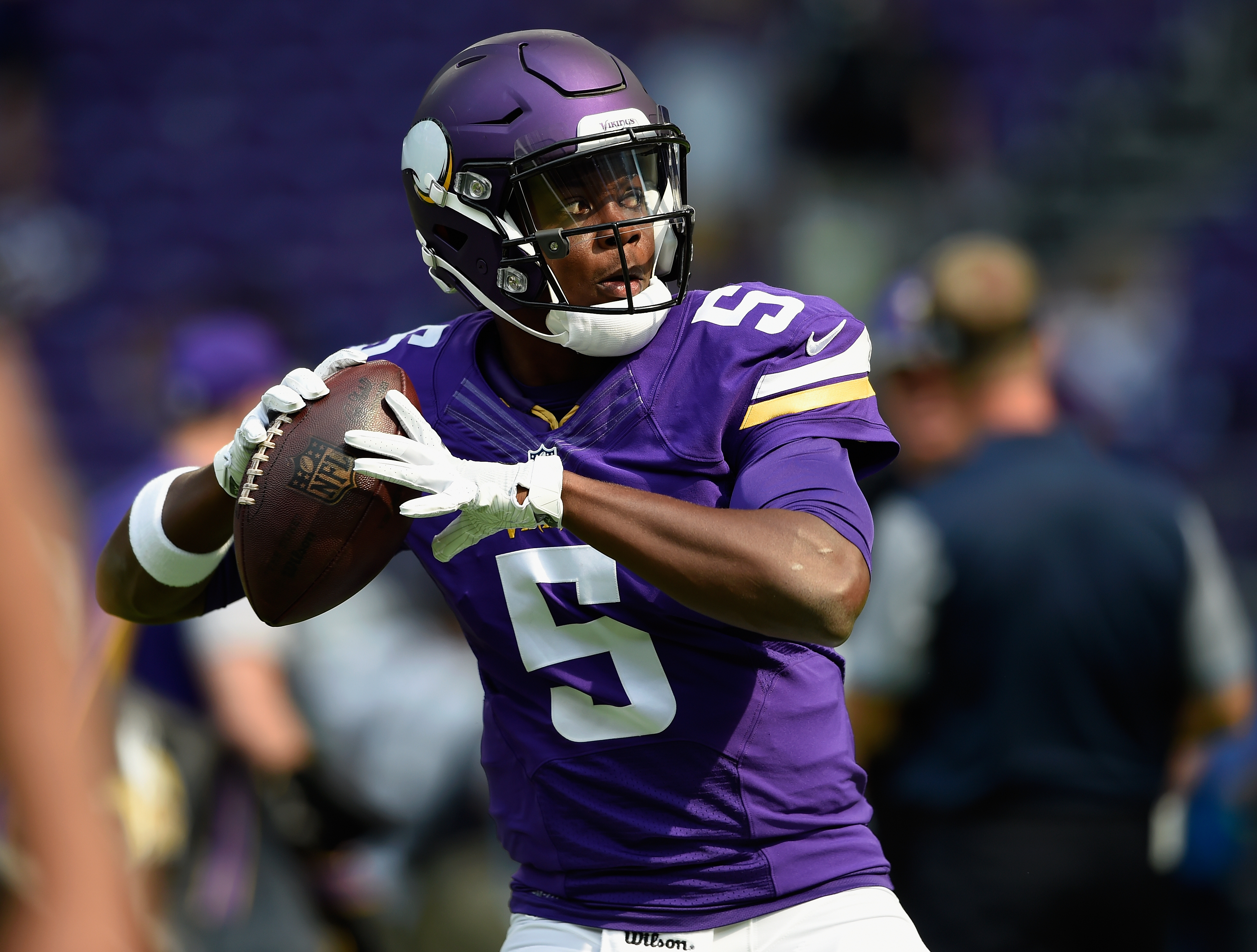teddy bridgewater�s injury could have cost him his leg
