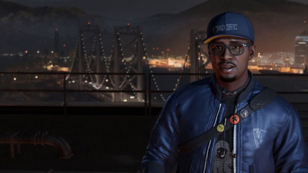 Watch Dogs 2 Marcus