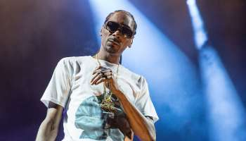 Snoop Dogg and Wiz Khalifa Perform At Austin360 Amphitheater
