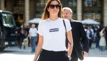 Street Style : Paris Fashion Week - Menswear Spring/Summer 2017 : Day Two