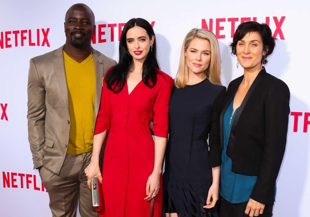 Netflix Original Series' 'Marvel's Jessica Jones' FYC Screening And Q&A