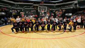 Indiana Fever Kneel Before Playoffs vs Mercury 092116 GettyImages-609580186 Ron Hoskins -Contributor