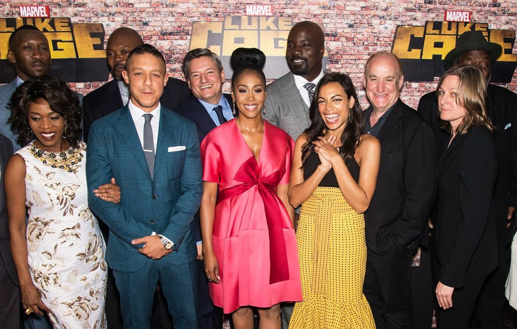 'Luke Cage' New York Premiere