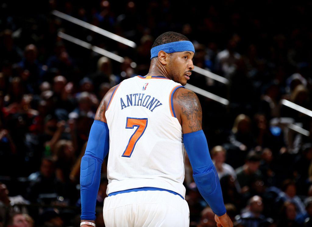 Boston Celtics v New York Knicks