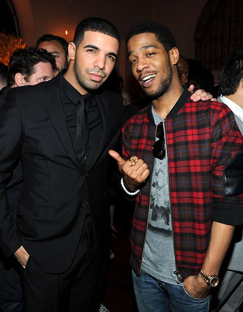 GQ 2010 'Men of the Year' Party - Inside