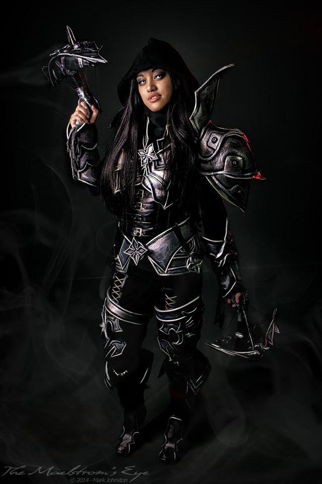 Lunar Crow Demon Hunter Diablo