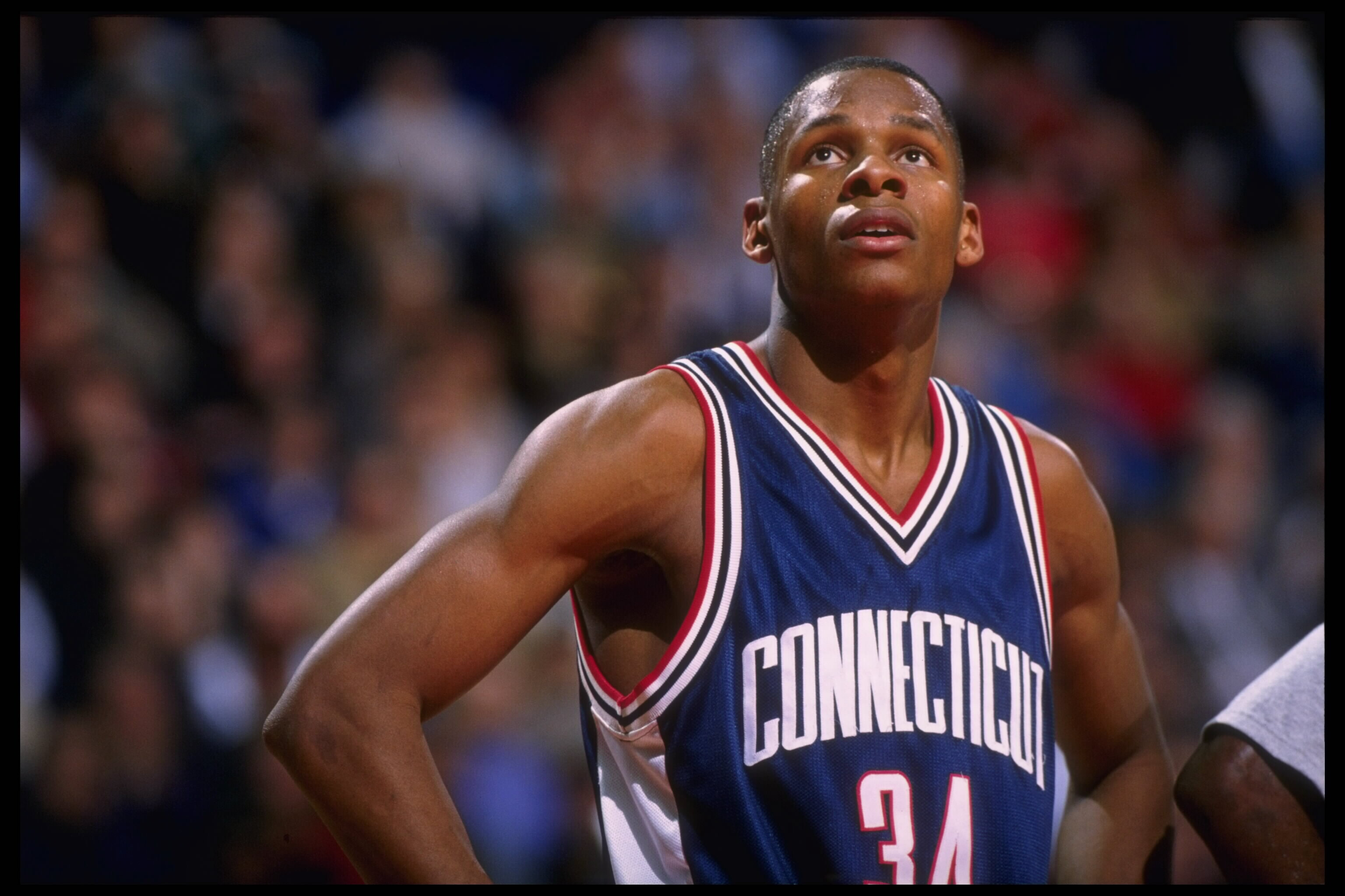 Ray Allen Connecticut