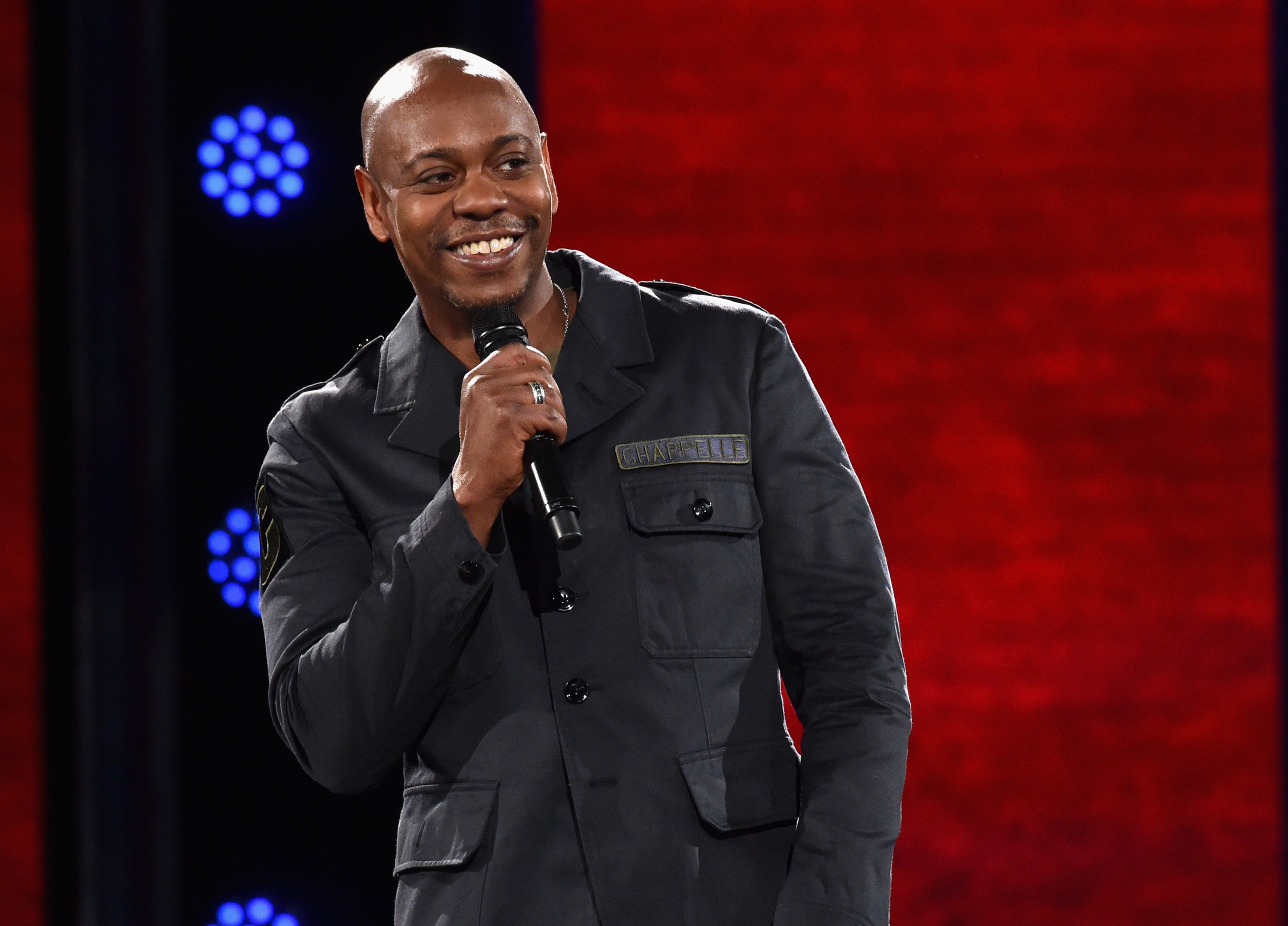 Watch: Dave Chappelle Returns To TV With A Powerful 'SNL' Monologue