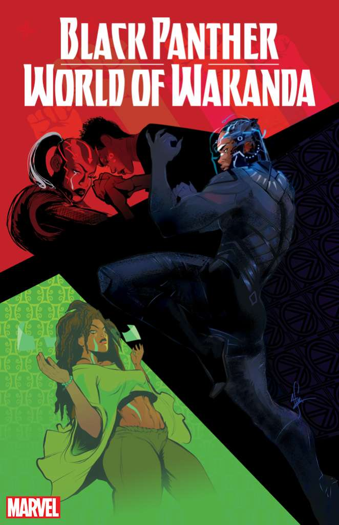 Black Panther Cover