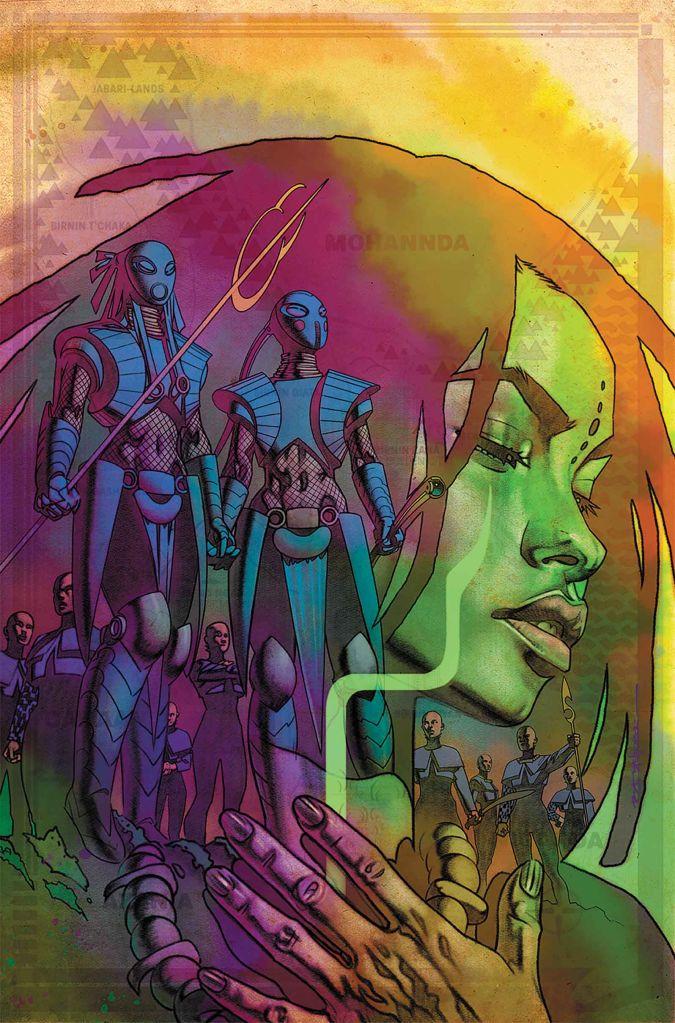 World of Wakanda Cover
