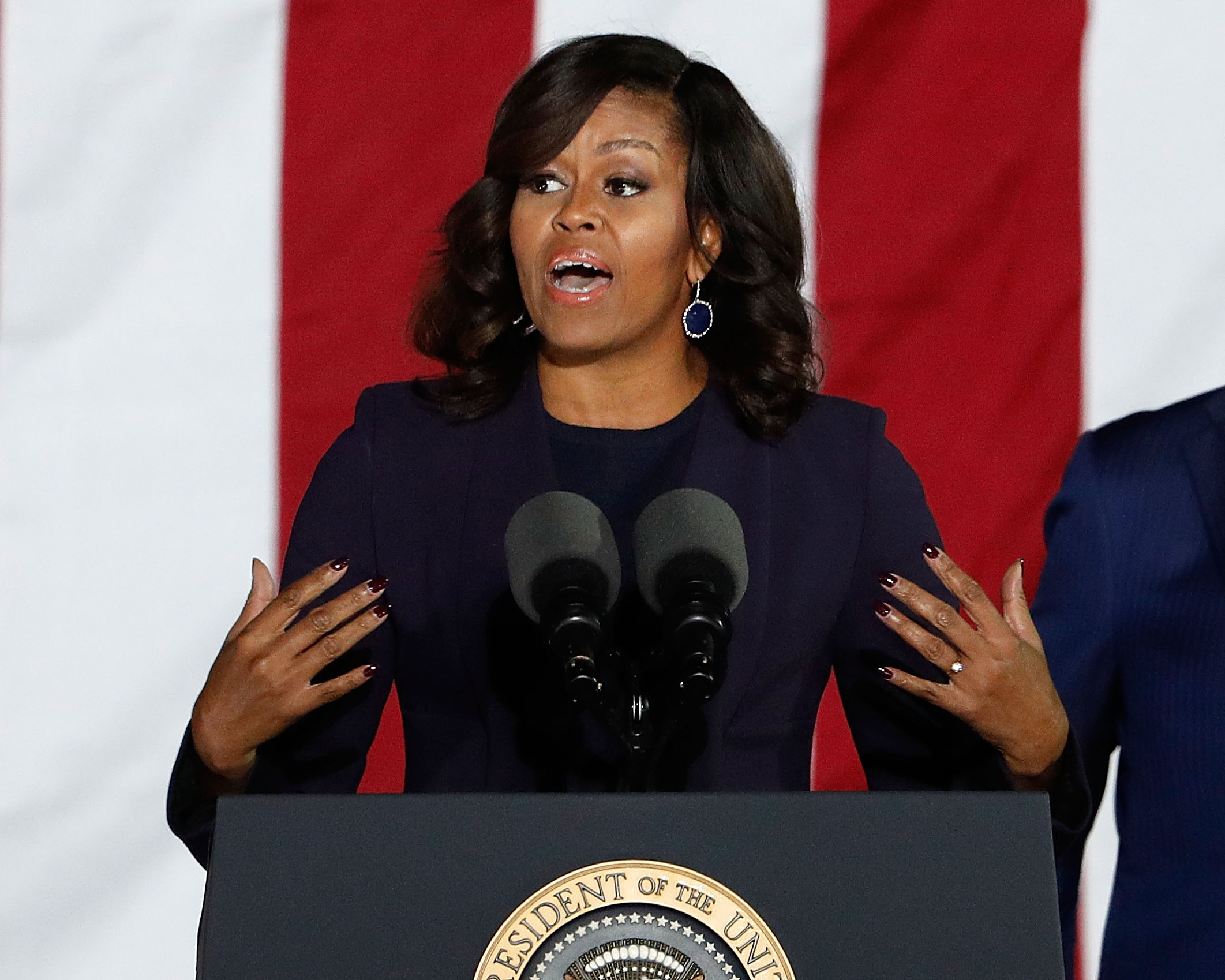 West Virginia Town Official Fired For Calling Michelle Obama An 'Ape In Heels'