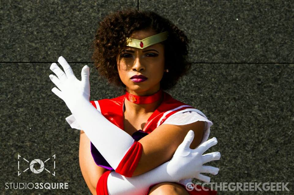 CC Sailor mars face