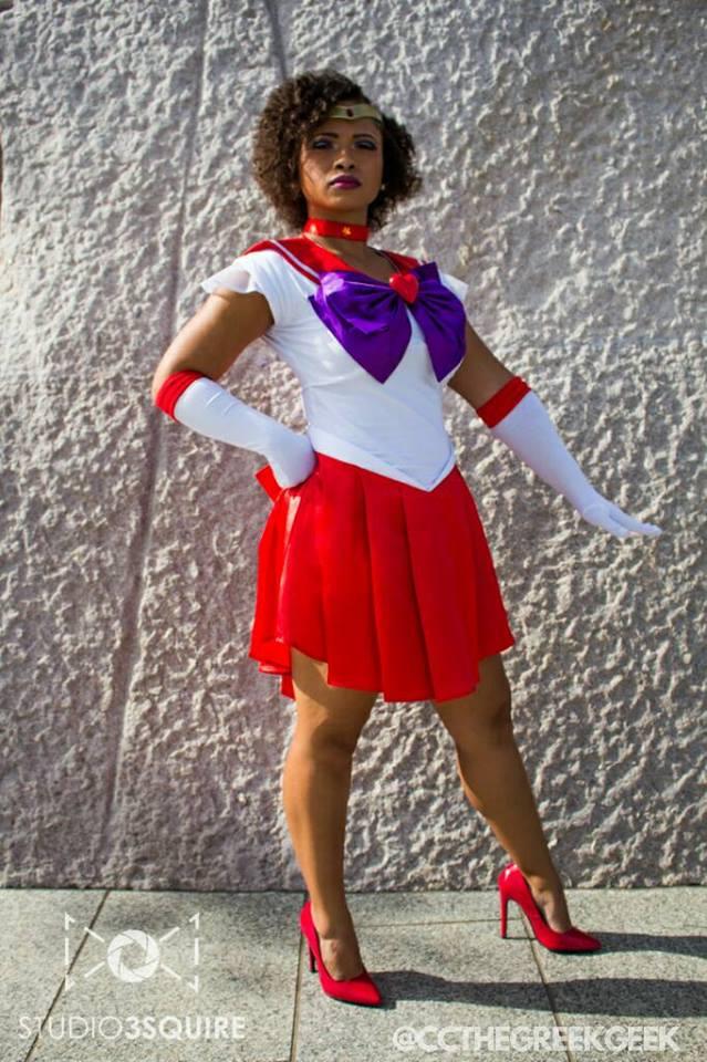 CC Sailor Mars