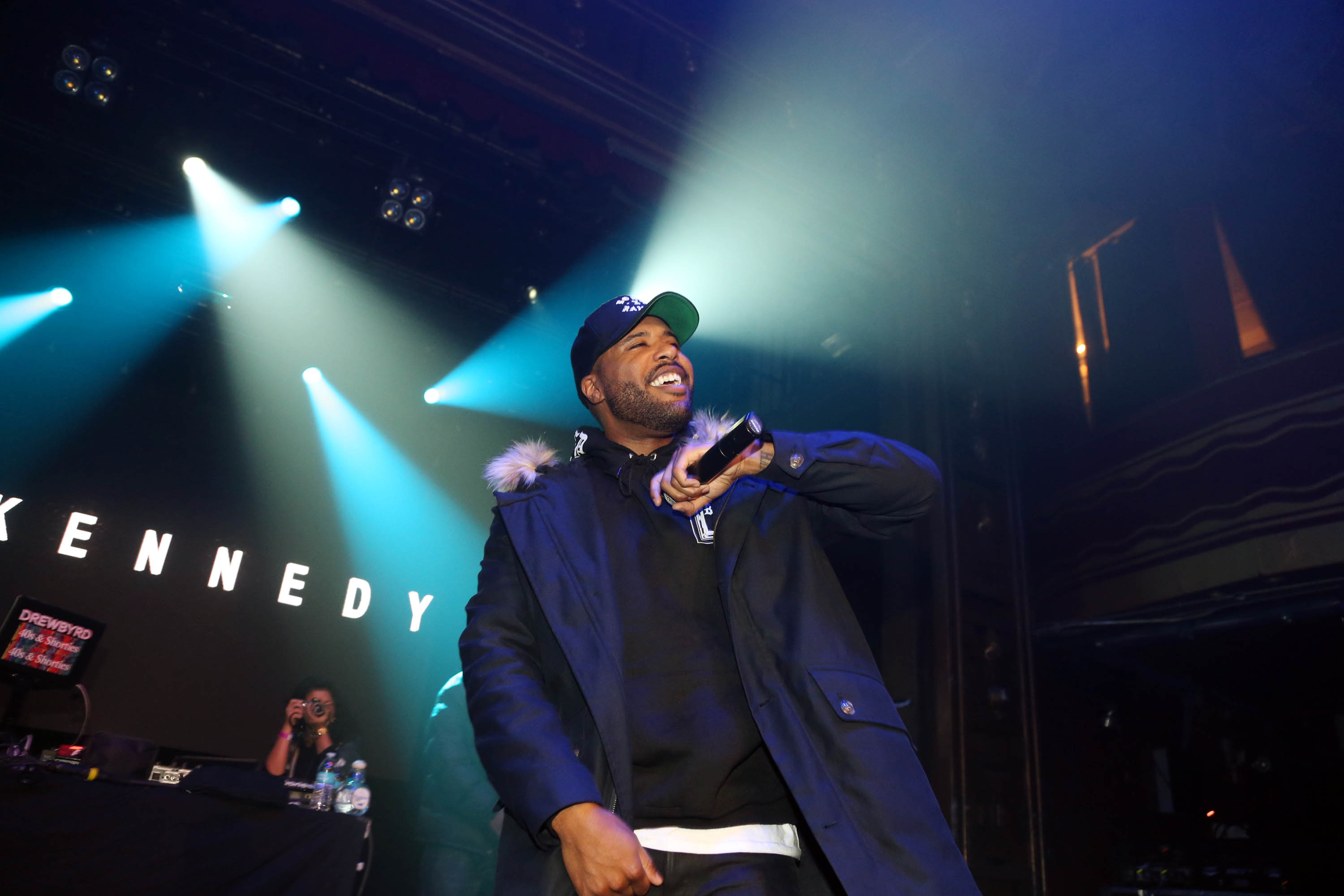 Dom Kennedy In Concert