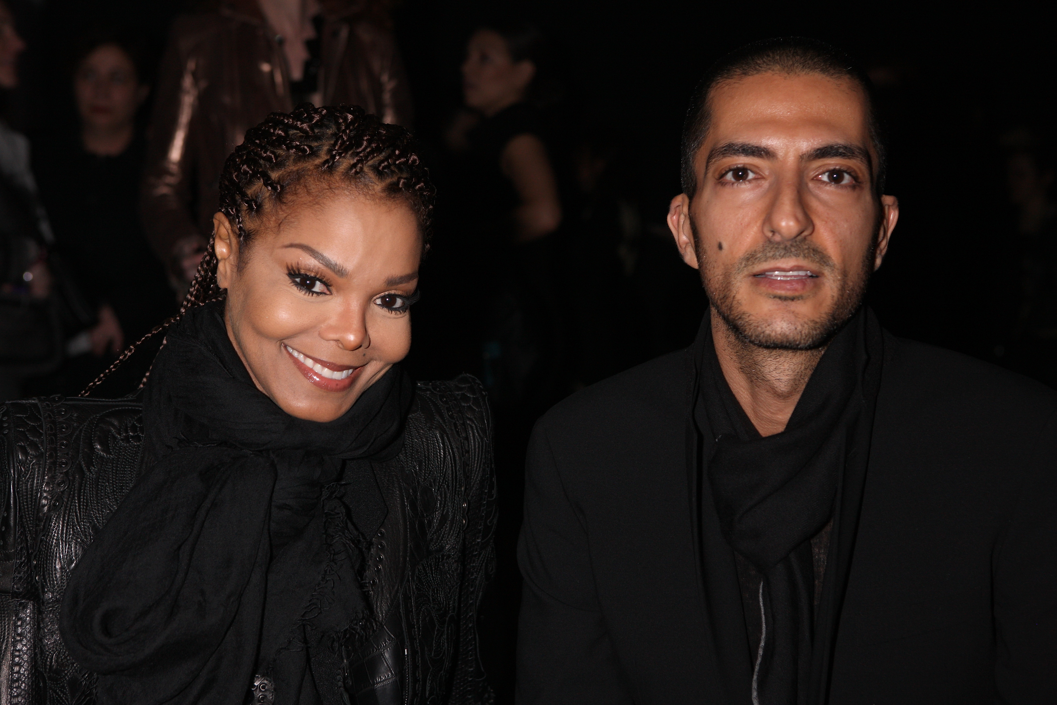 Janet Jackson welcomes son Eissa, with husband Wissam Al Mana