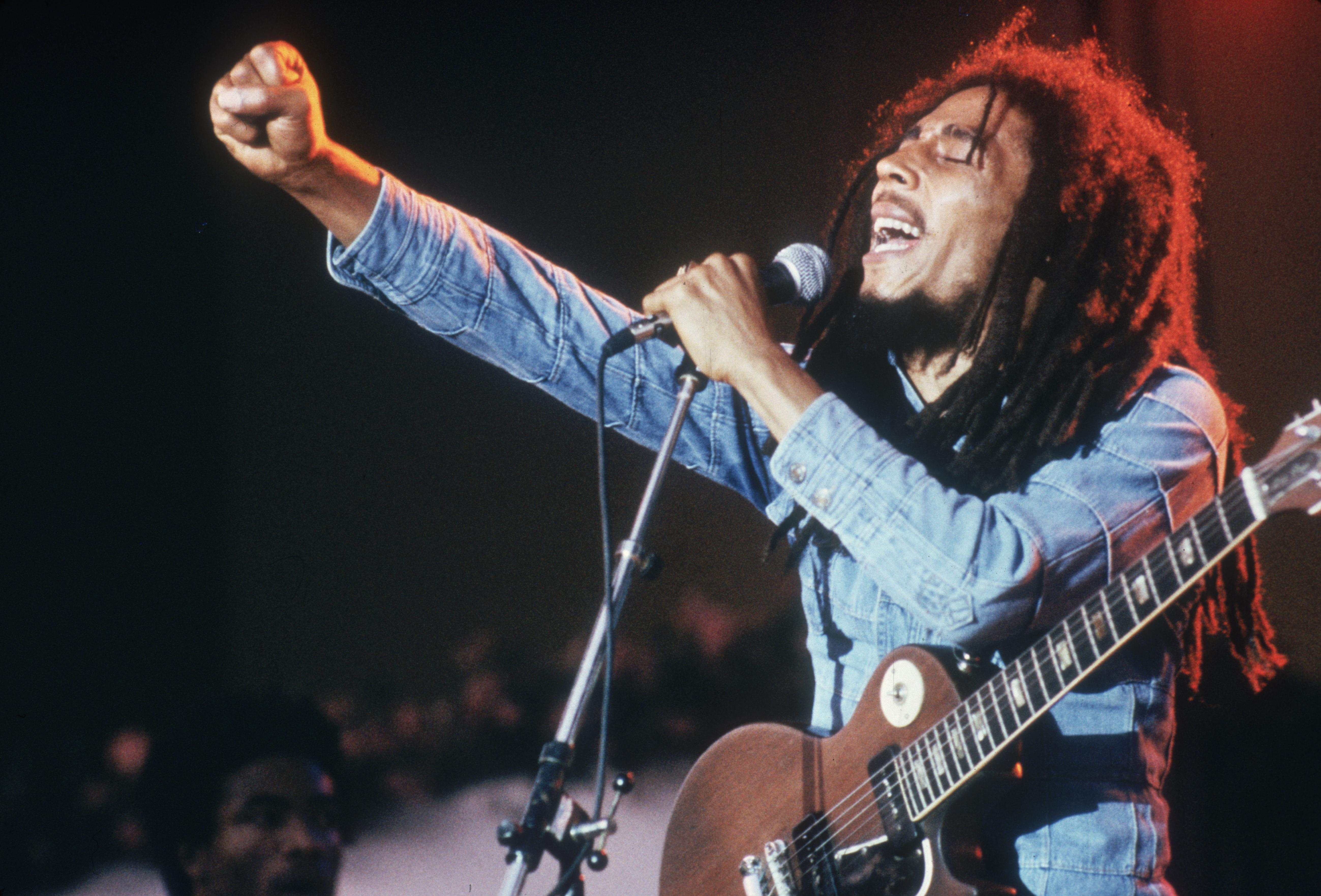 Lost Bob Marley Tapes Have Resurfacedjust In Time For His Birthday